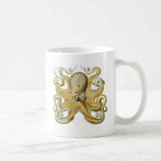 Mug Belle image de poulpe par Haeckel