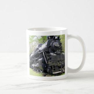 Mug Bête de vieille école de train de fer