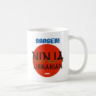 Mug Bibliothécaire de Ninja