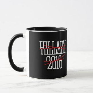 Mug BIFFER HILLARY 2016 -- - Anti-Hillary -