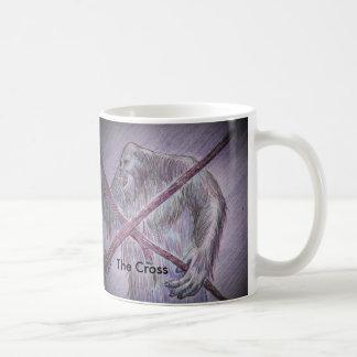 Mug Bigfoot, la croix