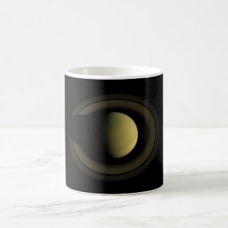 Mug Bijou de Saturn de planète du système solaire