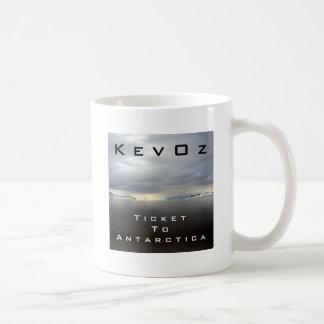 Mug Billet vers l'Antarctique, par KevOz