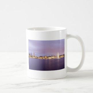 Mug Binnenalster dans la violette