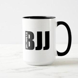 Mug BJJ - Il est comment je roule, attaque