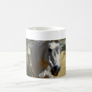 Mug Blanc de neige le cheval,