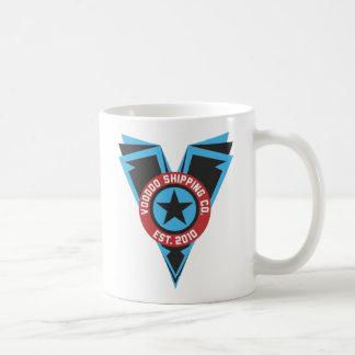 Mug Blck et logo bleu