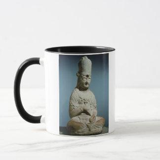 Mug Bodhisattva posé de Hansong-SA, Corée, 10ème cent