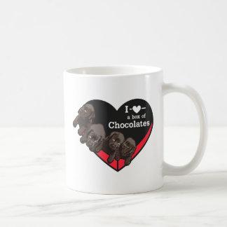 Mug Boîte de chocolats