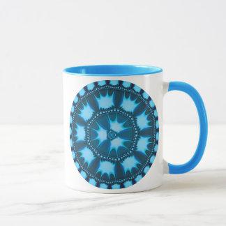 Mug Bonheur de bleu d'Afro