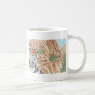 Mug Bonjour du parc de Bandelier, Nouveau Mexique !