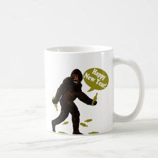 Mug Bonne année Bigfoot