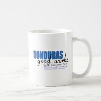 Mug Bons travaux du Honduras