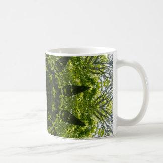Mug Bords de l'esprit de région boisée