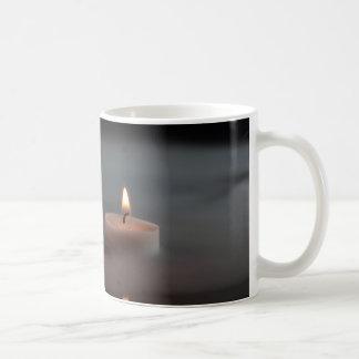 Mug Bougies dans la brume