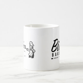 """Mug Boulangerie """"essai de Bittle nos butées toriques"""""""