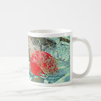 Mug Boule rouge, photography© mccrary d'Anne