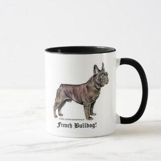 Mug Bouledogue français !