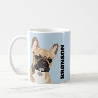 Mug Bouledogue français mignon du chien | de Frenchie
