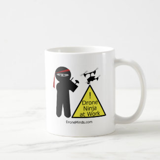 Mug Bourdon Ninja au travail
