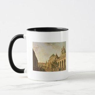 Mug Boyar rectifié à Moscou Kremlin, 1801
