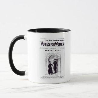 Mug Bravo, N.U.R ! , couverture des 'votes pour