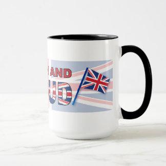 Mug Britannique et fier