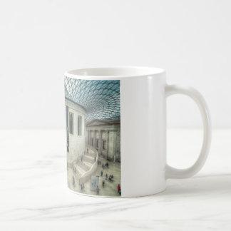 Mug British Museum en été