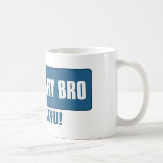 Mug Bro frais d'histoire