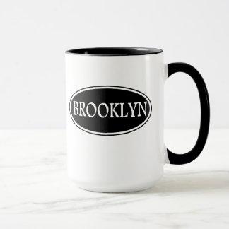Mug Brooklyn - dessus du matin Amigo