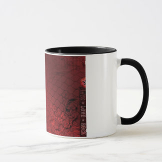 Mug byKelsie vivant de roche d'amour
