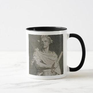 Mug C. empereur de Jules César (100-44 AVANT JÉSUS