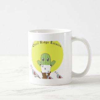 Mug Cactus et cailles