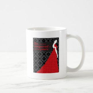 Mug Cadeau d'Anna Karenina avec la citation du roman