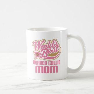 Mug Cadeau de race de chien de maman de border collie