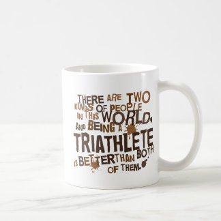 Mug Cadeau de Triathlete