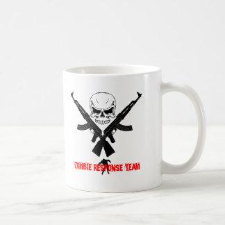 Mug Cadeau de zombi d'équipe de réponse de zombi