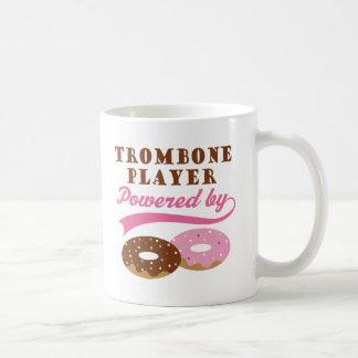Mug Cadeau drôle de joueur de trombone