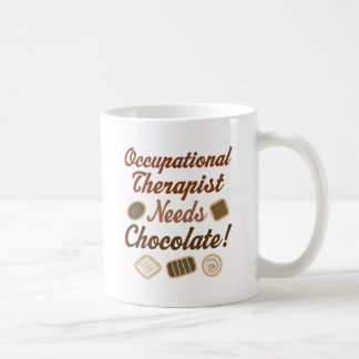 Mug Cadeau (drôle) d'ergothérapiste