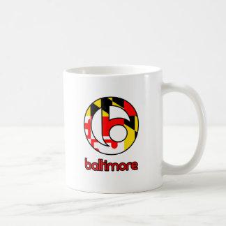 Mug Cadeaux de coutume de Baltimore