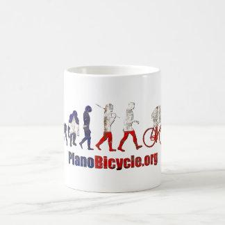 Mug Cadeaux d'illustration d'évolution d'association