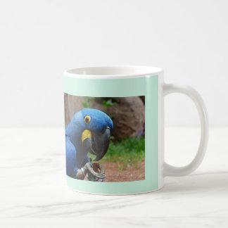 Mug Café avec votre amour de perroquet