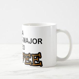 Mug Café du besoin - commandant d'affaires