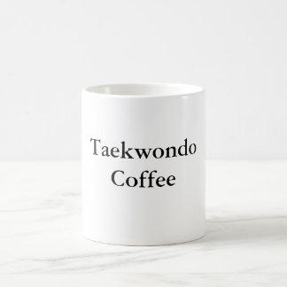 Mug Café du Taekwondo