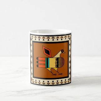 Mug Cailles de Natif américain