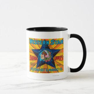 Mug Caïmite occidental marquent - Yakima, WA