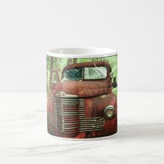 Mug Camion international de moissonneuse