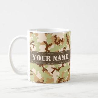 Mug Camouflage de désert