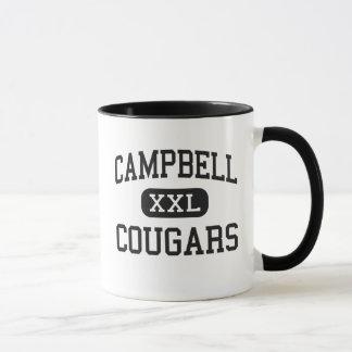 Mug Campbell - pumas - haut - Litchfield