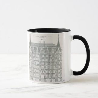 Mug Canal vintage Cie. d'architecture, du Delaware et